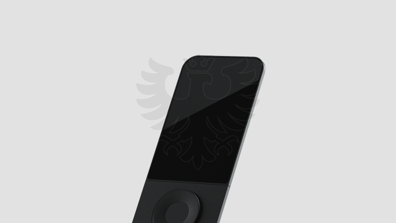 Semplice Supply Phone Mockup for Design