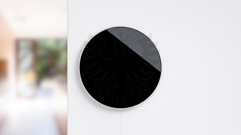 Semplice 3D Mockups for Design Clock