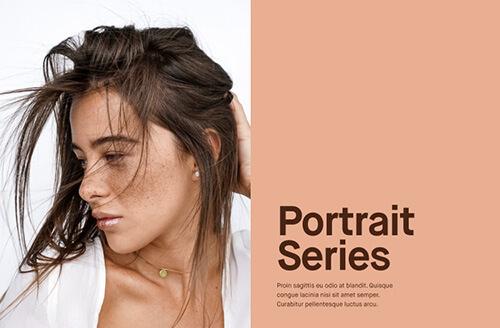 Semplice Portrait