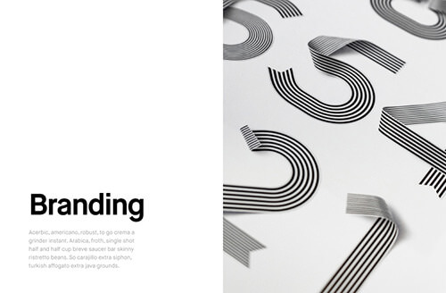 Semplice Blocks Example Branding